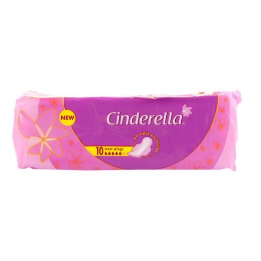 Cinderella Wings Dry Feel Maxi 10 Large