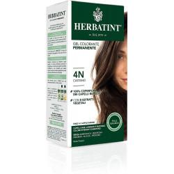 Herbatint 4N Chestnut Permanent Herbal Hair Colour Gel 150 ml