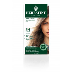 Herbatint 7N Blonde Permanent Herbal Hair Colour Gel 150 ml