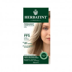 Herbatint Sand Blonde Ammonia Free Hair Colour FF5, 150 ml