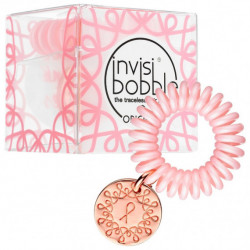 Invisibobble Hair Tie - Pink Heroes