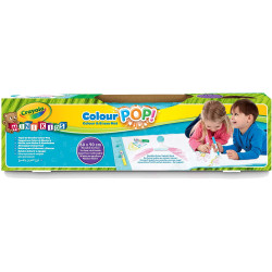 Crayola Mini Kids Color & Erase Mat