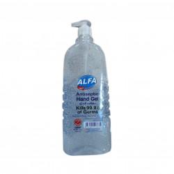 Alfa Antiseptic Hand Gel, 1000 ml
