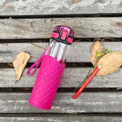Aware Pink Glass Bottle - 450ml