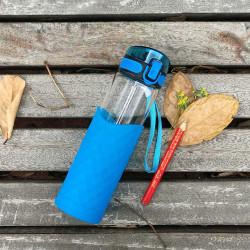 Aware Blue Glass Bottle - 450ml