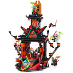 LEGO Empire Temple Of Madness