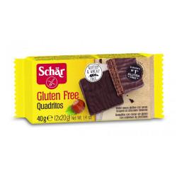 رقائق الكاكاو الخالية من الغلوتين 40 جرام من سكار