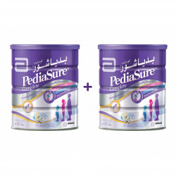Abbott - Pediasure Complete Nutrition Milk Powder 400gr - Vanilla ( 2 Tins Free Delivery Offer)