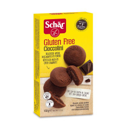 Schar Gluten Free Cioccolini Cream Filled Biscuits 150 g