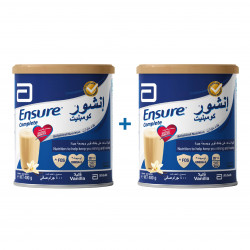 Ensure - Vanilla Powder 400g ( 2 Tins Free Delivery Offer)