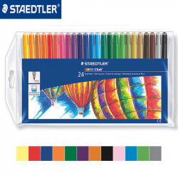 Staedtler Fibre-Tip Pen, Pack of 24