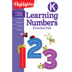Learning Numbers, Paperback | 64 pages