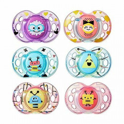 Tommee Tippee Closer to Nature Fun Pacifier, 18-36 Months, 2 Count