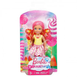 Barbie Dreamtopia Small Fairy Gumdrop Doll