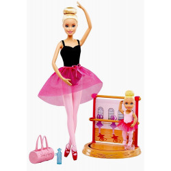 Mattel Barbie Careers Ballet Instructor