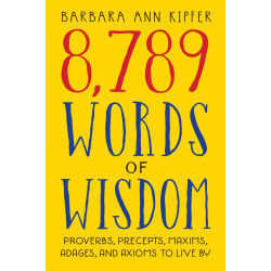8,789 Words of Wisdom, Paperback   608 pages