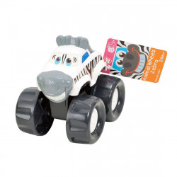 Play Go Zebra Shaped Car for Kids