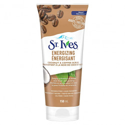 St. Ives Rise & Energize Coconut & Coffee Scrub, 170g