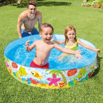 Intex -Pool Folding Snorkel Buddies 152 cm X 25 cm