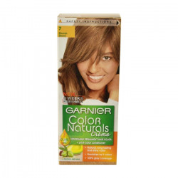Garnier Color Naturals Nourishing Cream Hair Dye, 7 Blonde
