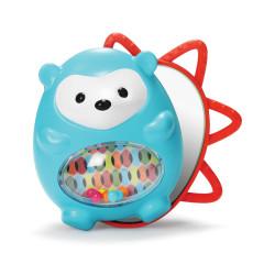 Skip Hop Explore & More Click Clack Hedgehog Toy