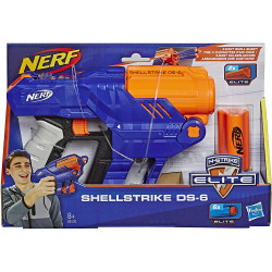 Nerf ShellStrike DS-6