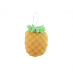 Soft Fruit Shaped Bath & Shower Sponge, Orange