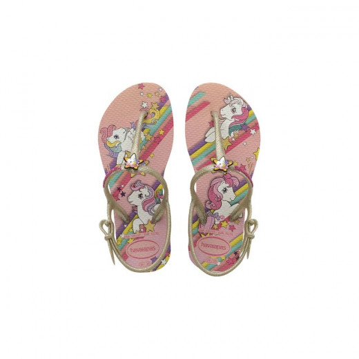 Havaianas My Little Pony Kids Sandal, Size 33/34