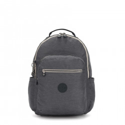 Kipling SEOUL BABY Large Baby Backpack with Changing Mat, Charcoal