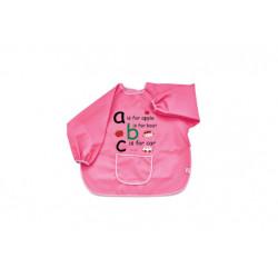 Baby Jem Activites Apron, Pink