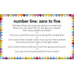My First Numbers & Counting Cards