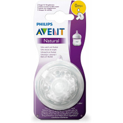 Philips Avent Natural Teat, +0 m