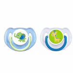 Philips Avent Fashion Soothers Animals 6-18 m, Blue