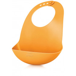 Avent Feeding Bib, Orange