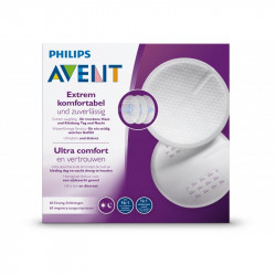 Philips Avent Disposable Breast Pads - 60 Pieces