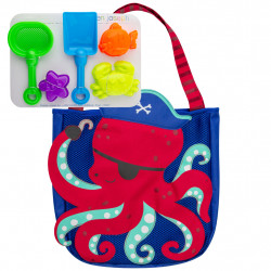 Stephen Joseph Beach Totes, Octopus