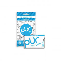 Pür Peppermint Gum 77g
