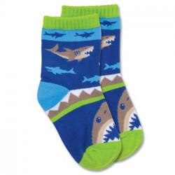 Stephen Joseph Socks  Shark Large (S16)