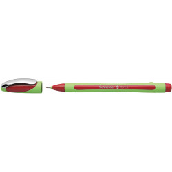Schneider Xpress Fineliner Pen .8 mm, Red