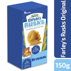 Heinz -Farleys Original Rusks, 150 g