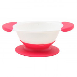 Farlin Feeding Set Bowl, Red
