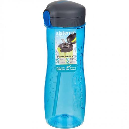 Sistema Quick Flip, 800 ml, Blue