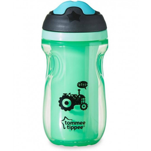 Tommee Tippee Active Straw Cup 12m+, Green