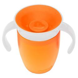 Munchkin Miracle 360 Cup- 7oz, Orange