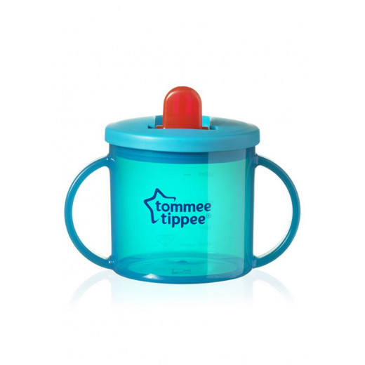 Tommee Tippee Essentials First Cup, Turquoise