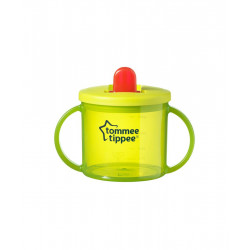 Tommee Tippee Essentials First Cup, Yellow