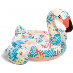 Intex Tropical Flamingo Ride- On