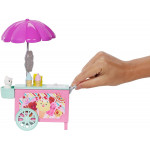 Barbie Club Chelsea Ice Cream Cart Doll and Play set - Assortment - 1 Pack - Random Selection