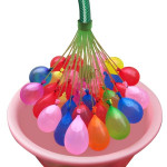 Happy Baby Balloons Fill and Tie 37 Water Balloons in 60 Seconds