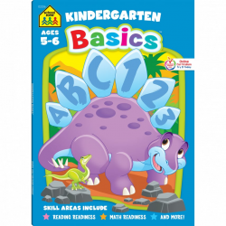 School Zone - Kindergarten Basics